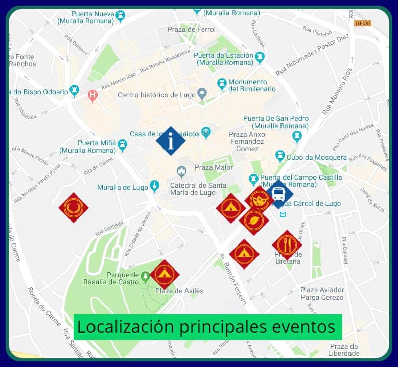 Arde Lucus Lugo 2018