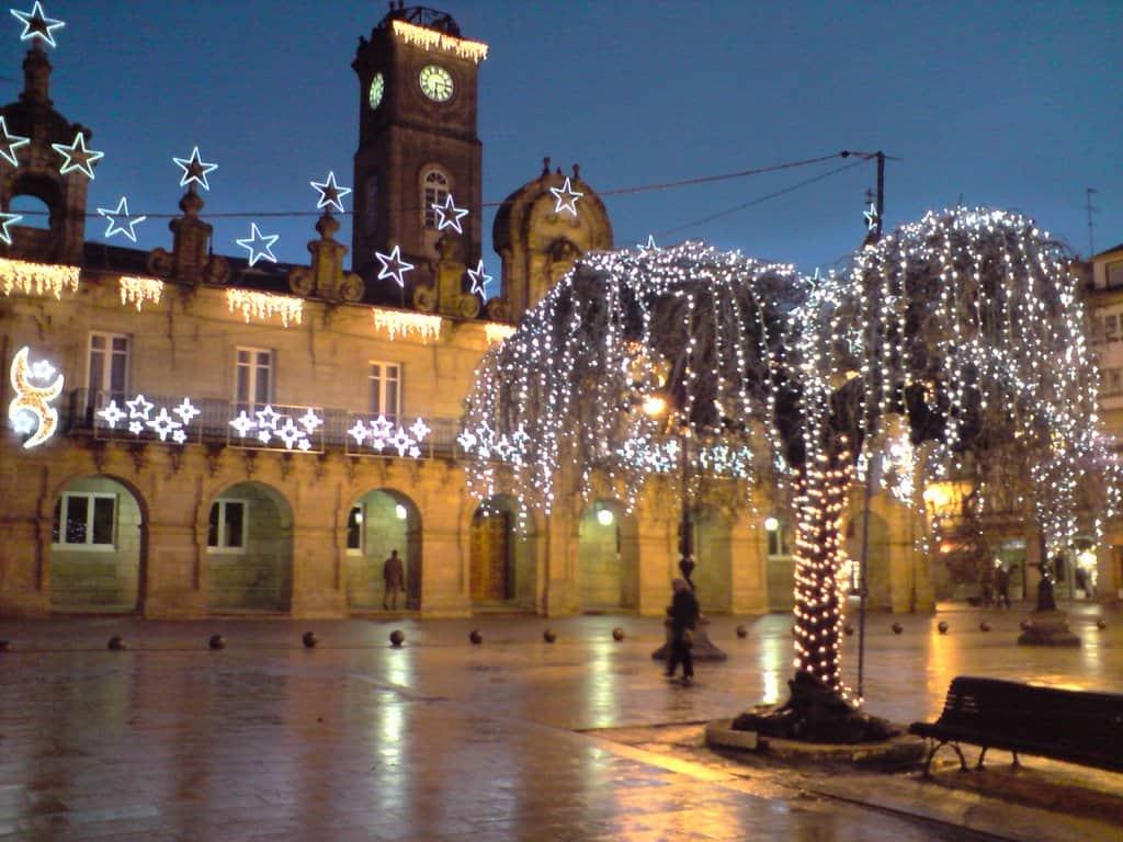 Planes  para navidades en Lugo