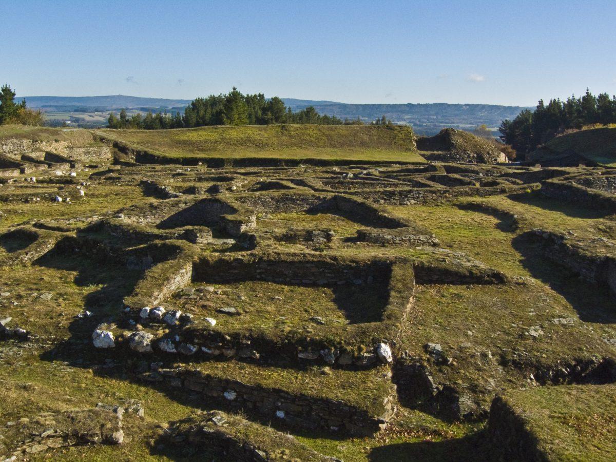 Cuatro pueblos con encanto cerca de Lugo - Las maravillas arqueológicas de Castro de Rei
